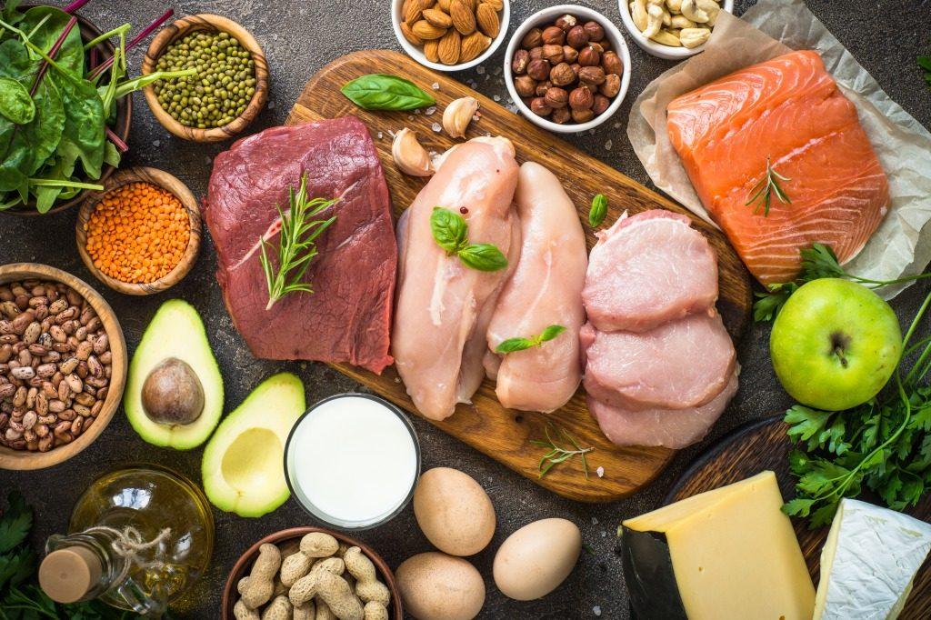 たんぱく質の栄養源