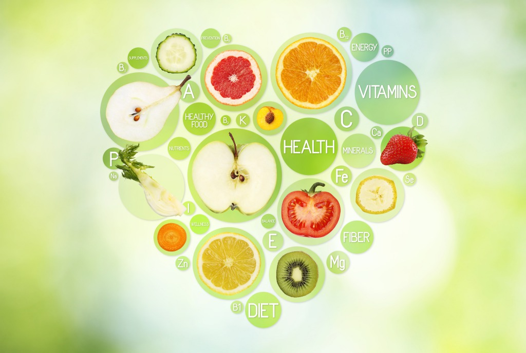 """ビタミン&ミネラルは""""バランスよく""""でなければ意味がない!?"""
