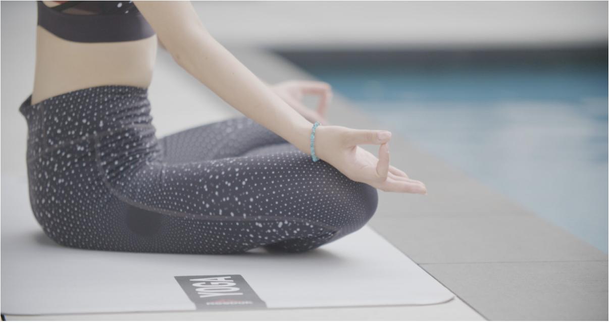 「瞑想」は、心の栄養。 おうちで始めるマインドフルネス。