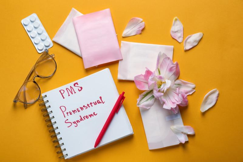 PMS(月経前症候群)には【CBD】がおすすめ!効果や使い方は?