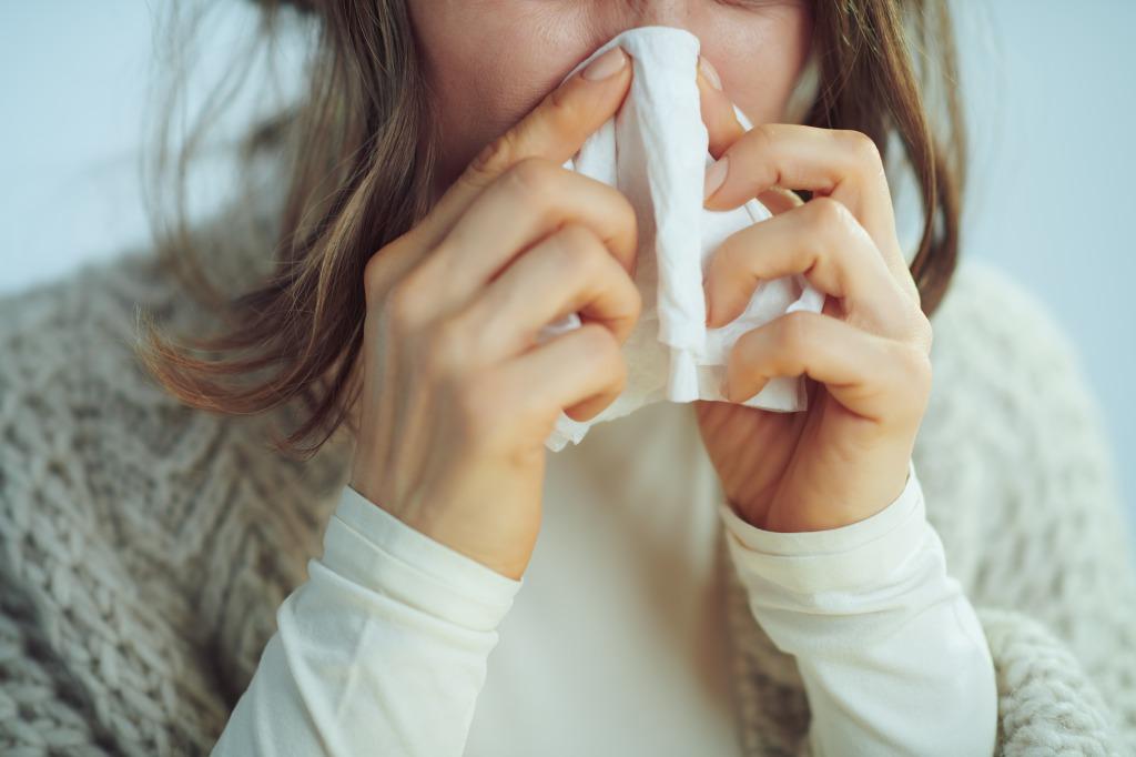 CBDが花粉症にも効果あり?