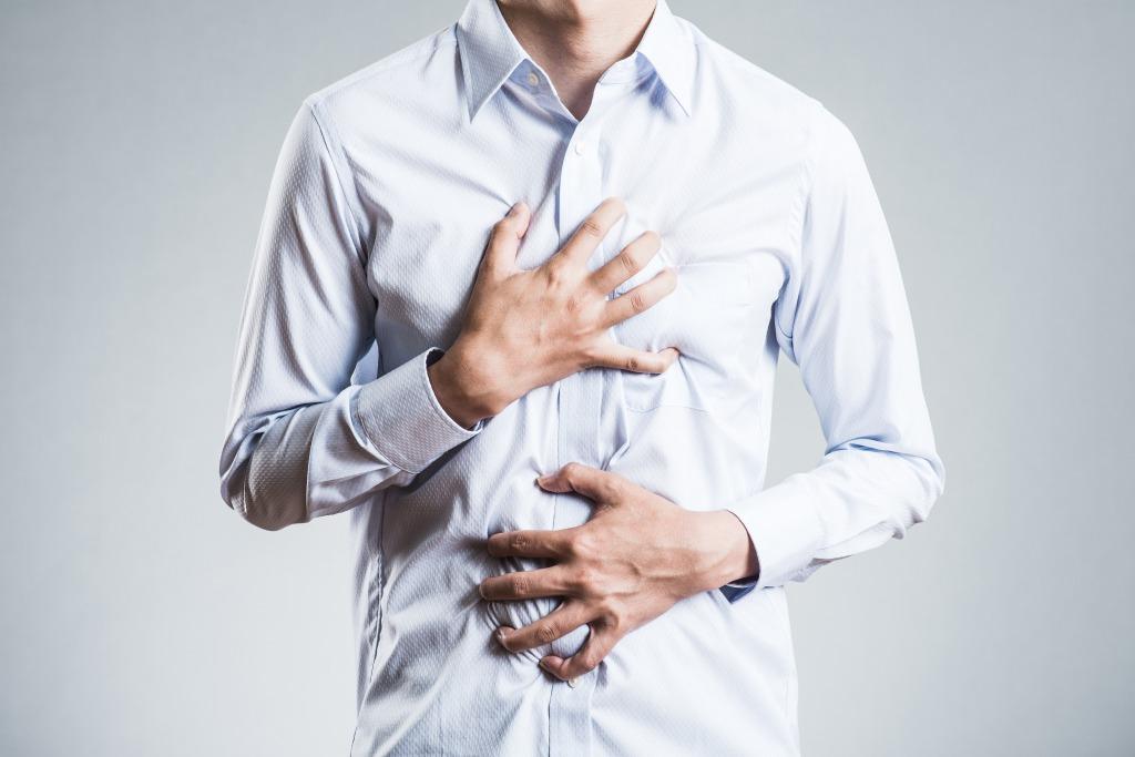 CBDは逆流性食道炎にも効果的?