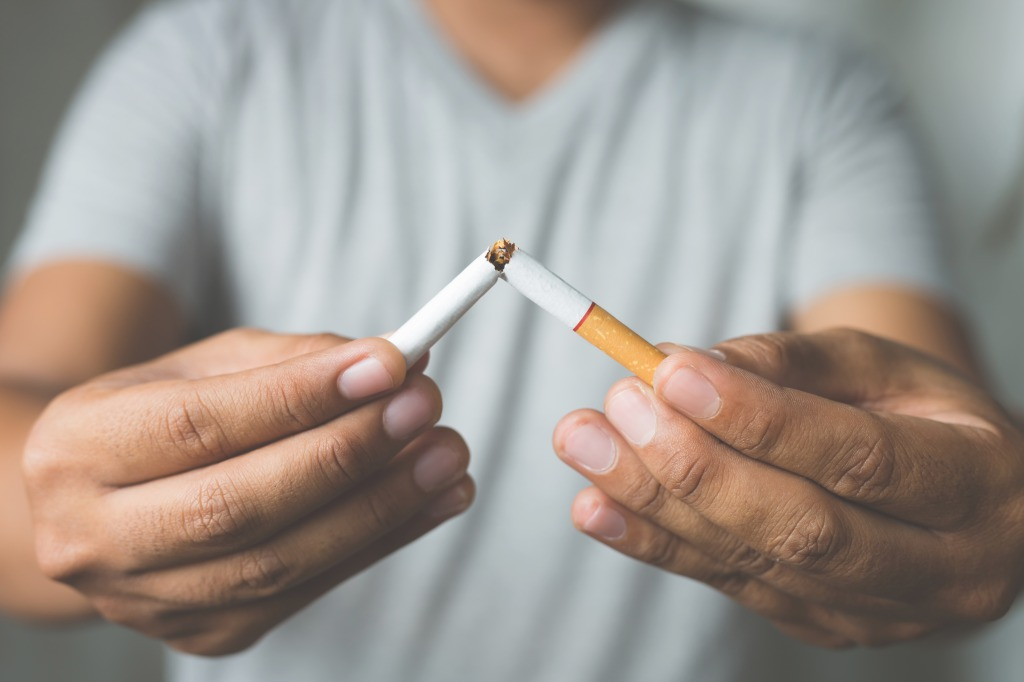 CBDは禁煙にも効果あり?【海外の研究】